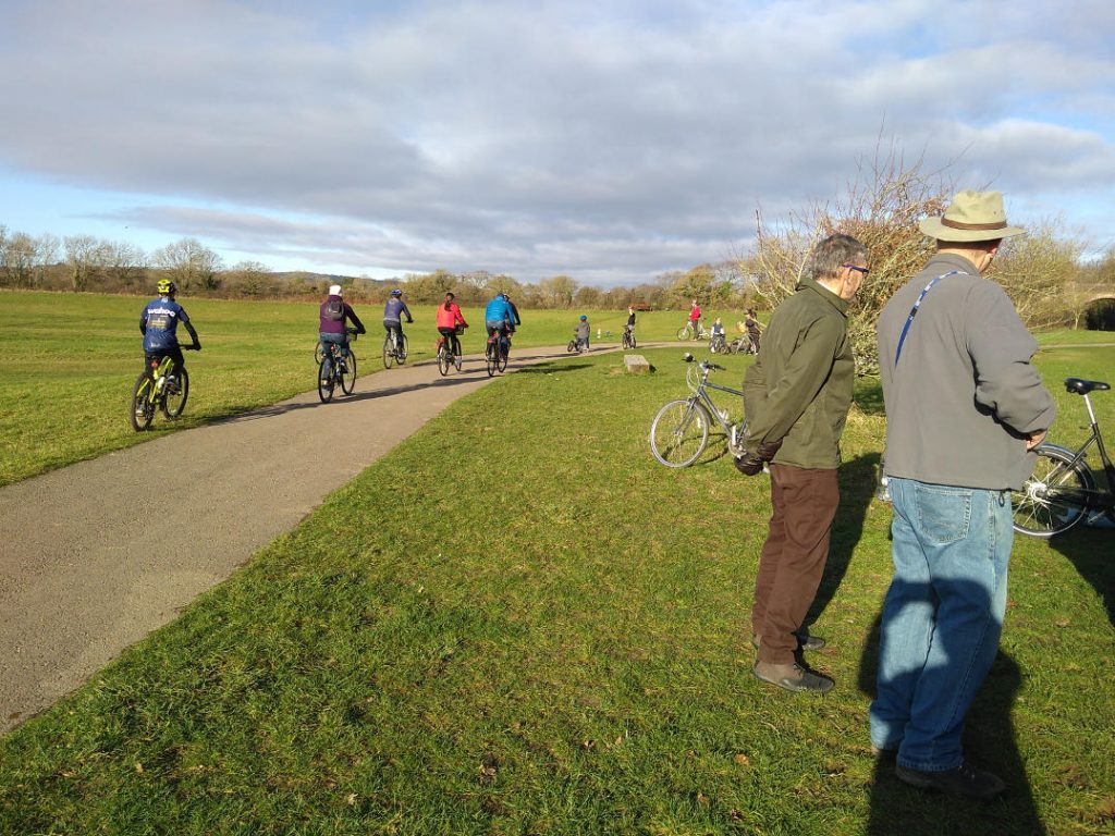 Beating The Bounds on New Years Day 6